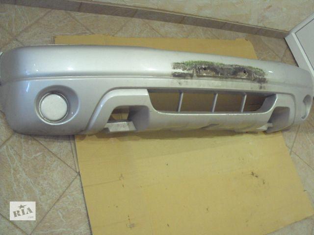 бу Б/у бампер передний для кроссовера Suzuki Grand Vitara 2005 в Тернополе