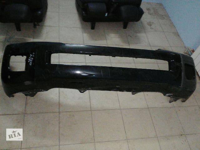 продам Б/у бампер передний для кроссовера Toyota Land Cruiser 200 2012 бу в Киеве