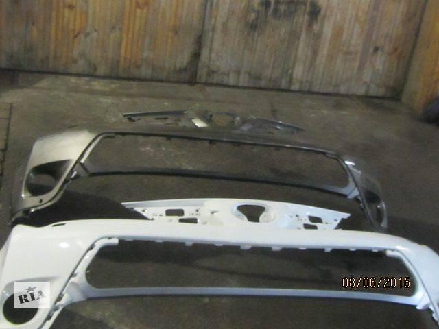 Б/у бампер передний для кроссовера Toyota Rav 4 2012- объявление о продаже  в Киеве