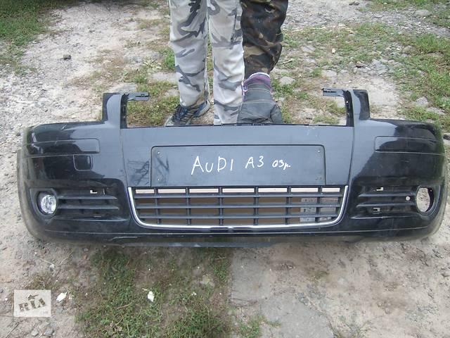 продам Б/у бампер передний для легкового авто Audi A3 бу в Ровно