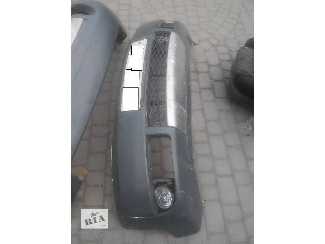 Б/у бампер передний для легкового авто Audi A6 Allroad 2003- объявление о продаже  в Львове