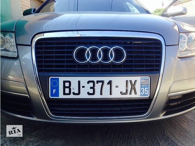 Б/у бампер передний для легкового авто Audi A6- объявление о продаже  в Киеве