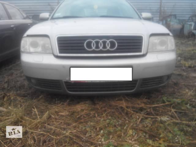 купить бу Б/у бампер передний для легкового авто Audi A6 в Львове