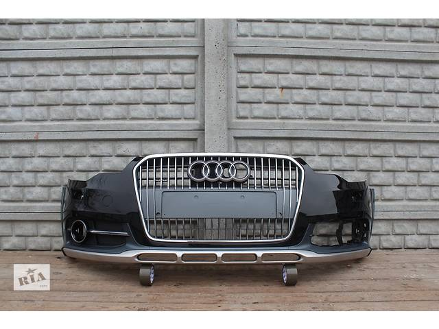 купить бу Б/у бампер передний для легкового авто Audi A6 в Чернигове