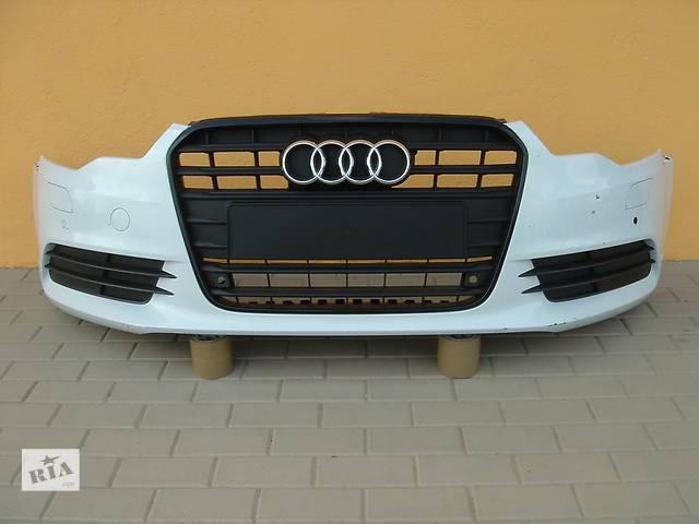 продам Б/у бампер передний для легкового авто Audi A6 бу в Чернигове