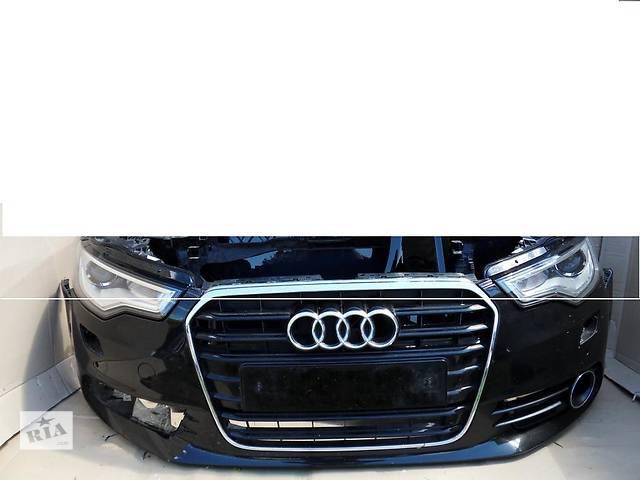 бу Б/у бампер передний для легкового авто Audi A6 в Здолбунове