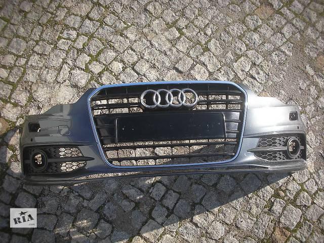 Б/у бампер передний для легкового авто Audi A6- объявление о продаже  в Луцке