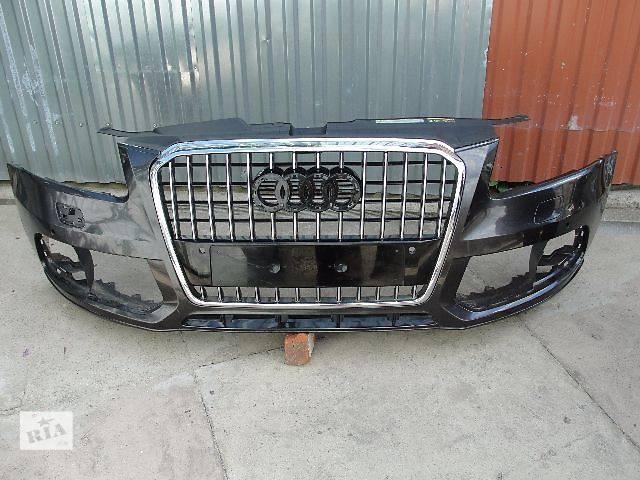 купить бу Б/у бампер передний для легкового авто Audi Q5 lift рестал Дешево в наявності!!! в Львове