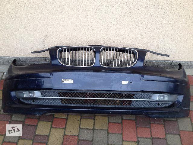 бу Б/у бампер передний для легкового авто BMW 1 Series (все) в Луцке