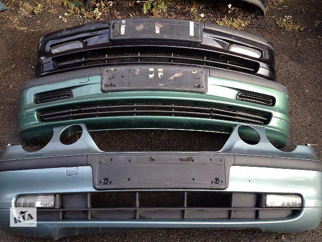 бу Б/у бампер передний для легкового авто BMW 3 Series (все) e46 в Луцке