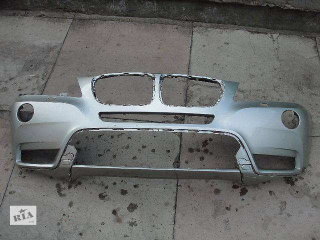 Б/у бампер передний для легкового авто BMW X3 F25 ДЕШЕВО В НАЛИЧИИ!!!- объявление о продаже  в Львове