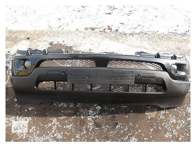 продам Б/у бампер передний для легкового авто BMW X5 E53 бу в Ужгороде