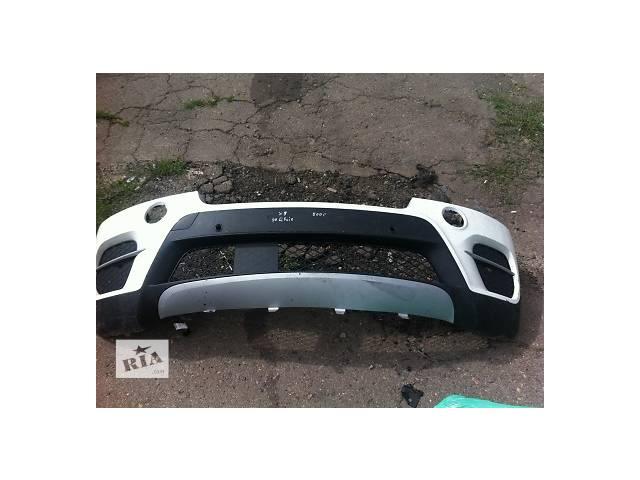 Б/у бампер передний для легкового авто BMW X6- объявление о продаже  в Ровно