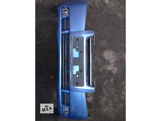 продам Б/у бампер передний для легкового авто Chevrolet Aveo 2 бу в Луцке