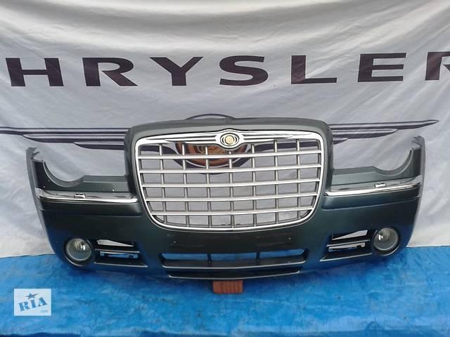Б/у бампер передний для легкового авто Chrysler 300 С- объявление о продаже  в Ровно