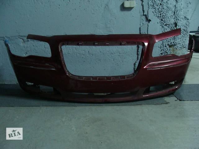 продам Б/у бампер передний для легкового авто Chrysler 300С  2011-... бу в Киеве