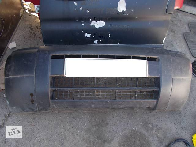продам Б/у бампер передний для легкового авто Citroen Berlingo  бу в Стрые