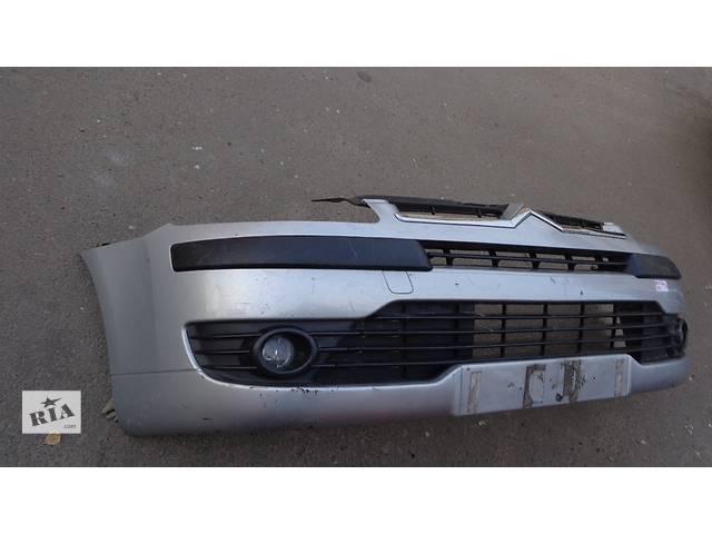 бу Б/у бампер передний для легкового авто Citroen C4 в Львове
