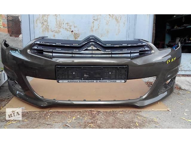 продам Б/у бампер передний для легкового авто Citroen C4 бу в Чернигове