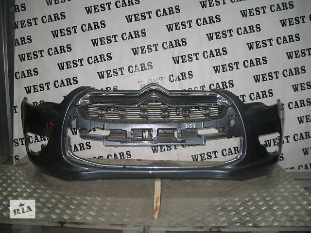 продам Б/у бампер передний для легкового авто Citroen DS4 бу в Луцке