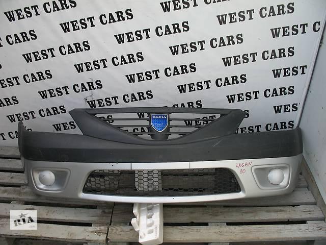 бу Б/у бампер передний для легкового авто Dacia Logan в Луцке
