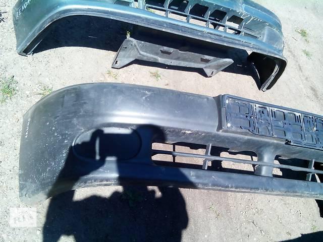 продам Б/у бампер передний для легкового авто Daewoo Lanos бу в Самборе