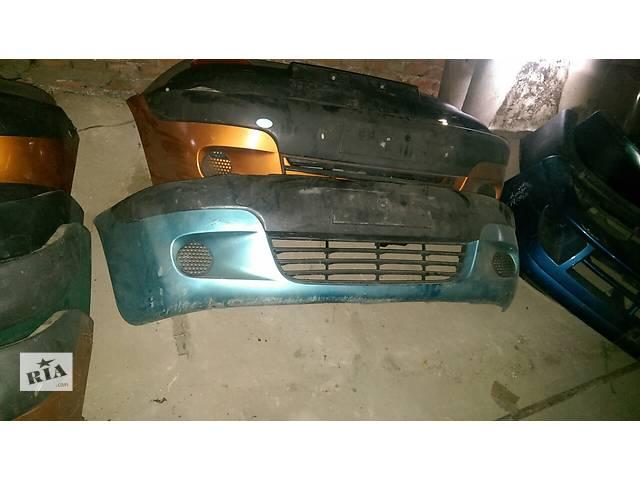 продам Б/у бампер передний для легкового авто Daewoo Matiz бу в Львове