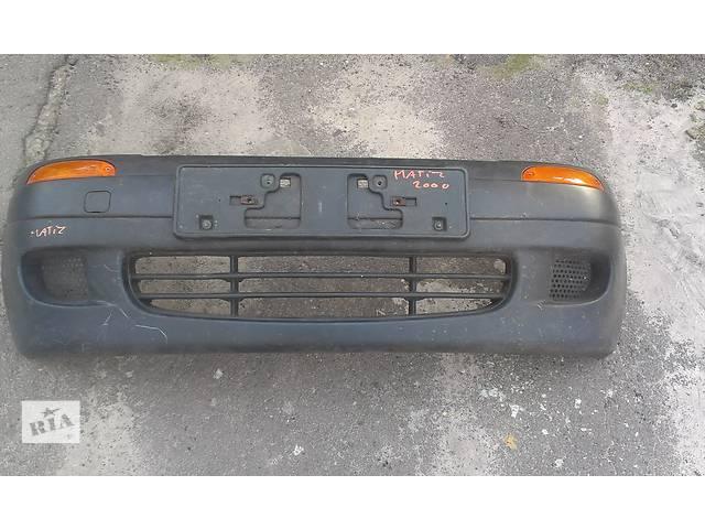 продам Б/у бампер передний для легкового авто Daewoo Matiz бу в Ковеле