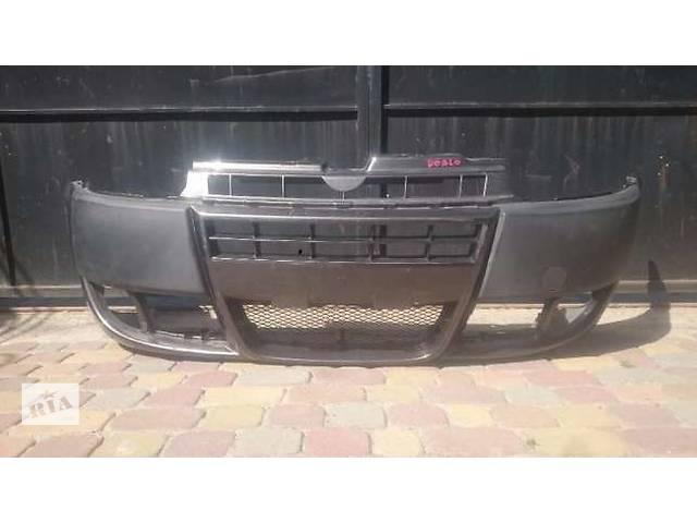 бу Б/у бампер передний для легкового авто Fiat Doblo оригинальный пассажир 2007 в Луцке