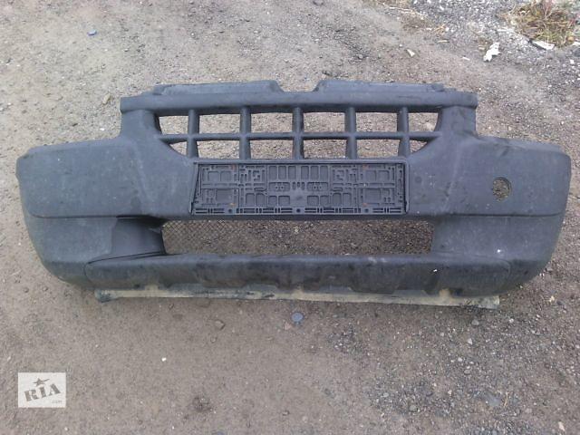 продам Б/у бампер передний для легкового авто Fiat Doblo бу в Ковеле