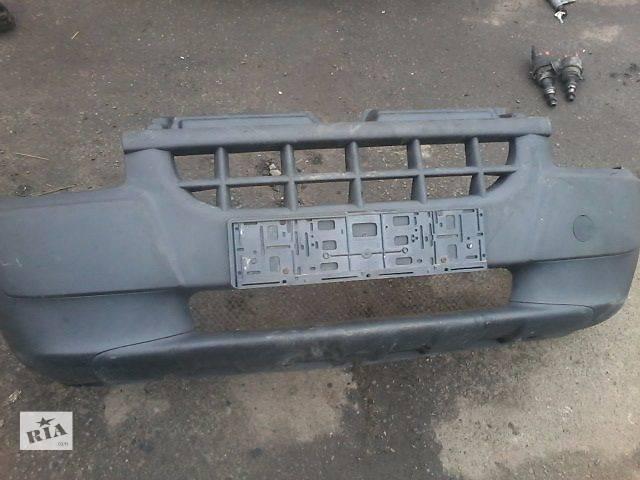бу Б/у бампер передний для легкового авто Fiat Doblo в Луцке