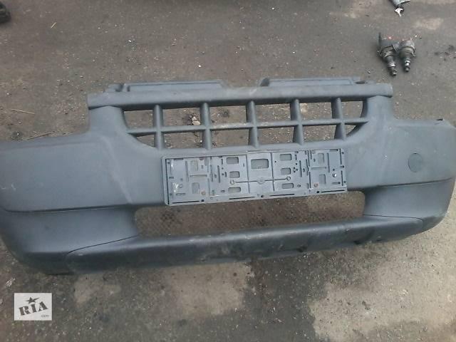 купить бу Б/у бампер передний для легкового авто Fiat Doblo в Луцке