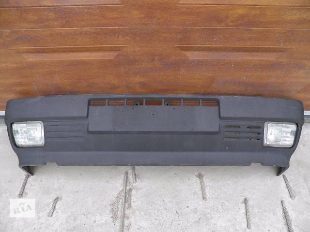 бу Б/у бампер передний для легкового авто Fiat Uno 1995 в Черновцах
