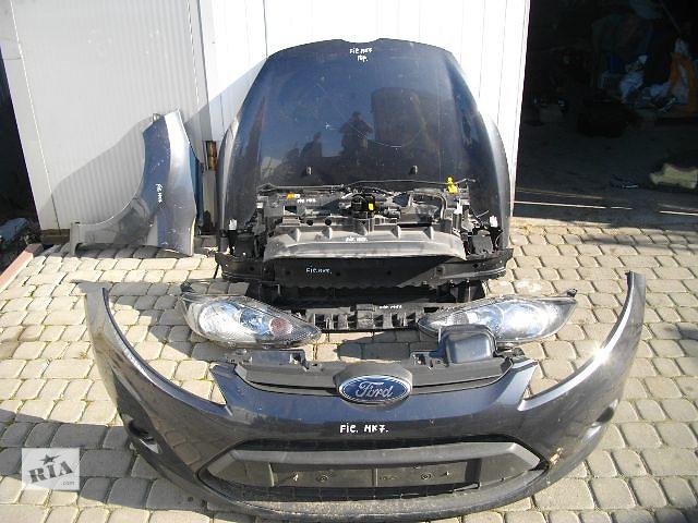 Б/у бампер передний для легкового авто Ford Fiesta 2009- объявление о продаже  в Львове