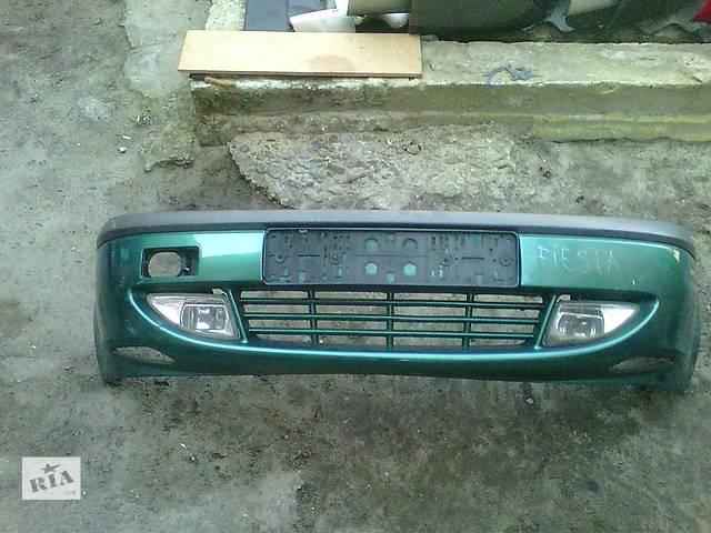 продам Б/у бампер передний для легкового авто Ford Fiesta Mk 5 бу в Ковеле