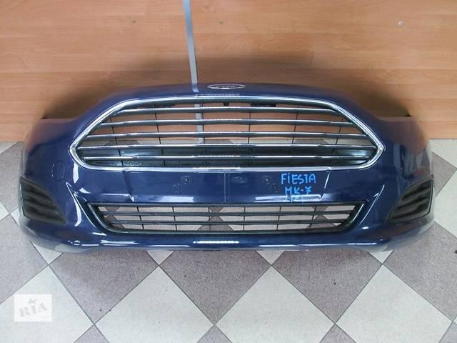 купить бу Б/у бампер передний для легкового авто Ford Fiesta в Чернигове