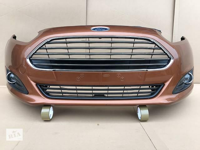 бу Б/у бампер передний для легкового авто Ford Fiesta в Чернигове