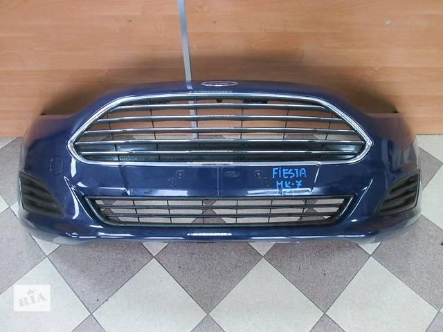 продам Б/у бампер передний для легкового авто Ford Fiesta бу в Чернигове