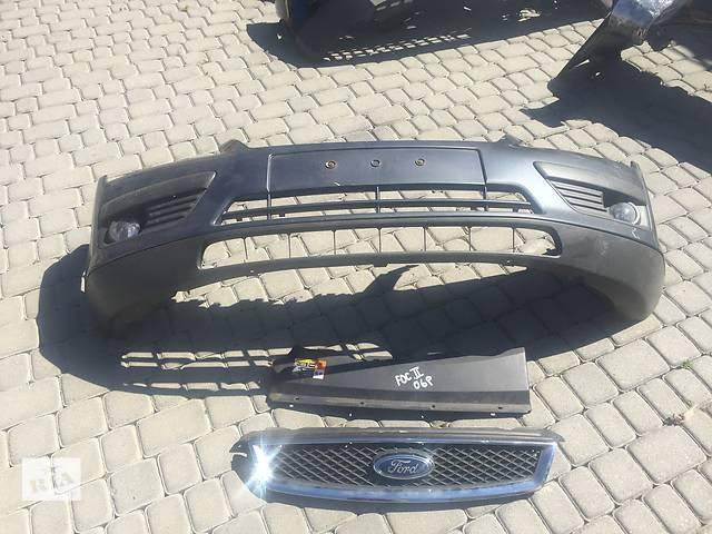 продам Б/у бампер передний для легкового авто Ford Focus бу в Львове