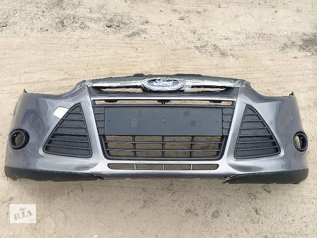 купить бу Б/у бампер передний для легкового авто Ford Focus в Киеве