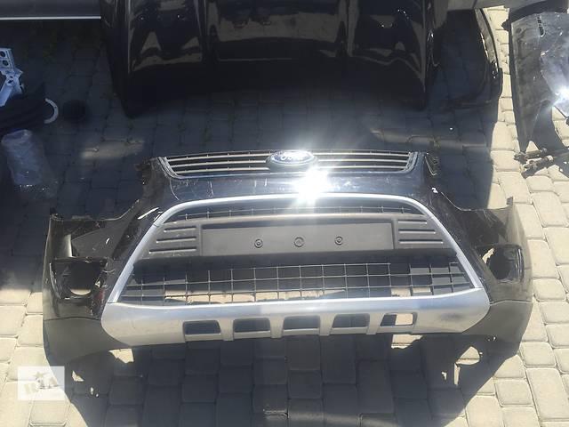 продам Б/у бампер передний для легкового авто Ford Kuga бу в Львове