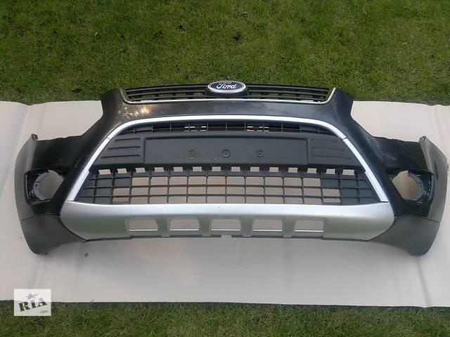 продам Б/у бампер передний для легкового авто Ford Kuga бу в Ровно