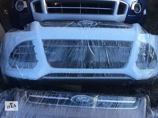 продам Б/у бампер передний для легкового авто Ford Kuga бу в Киеве