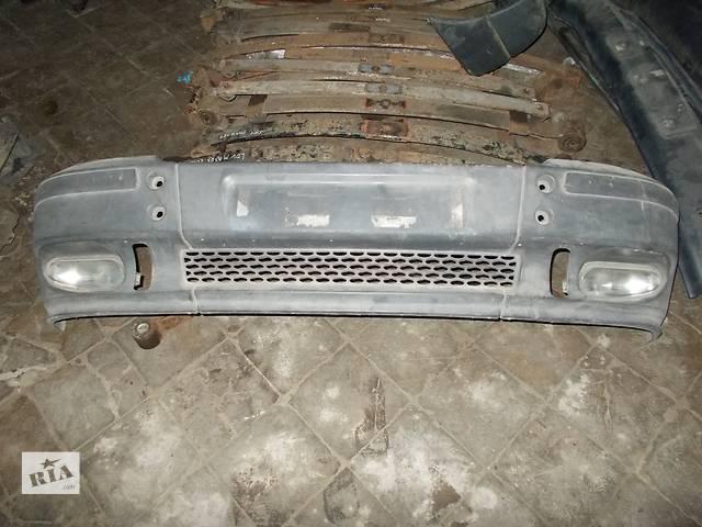 продам Б/у бампер передний для легкового авто Ford Transit бу в Стрые