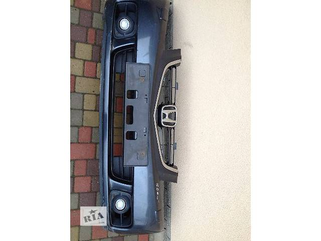 продам Б/у бампер передний для легкового авто Honda Accord 2003-2007 бу в Луцке