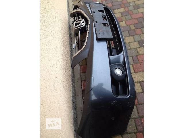 бу Б/у бампер передний для легкового авто Honda Accord 2003-2007 в Луцке