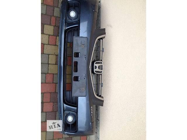 бу Б/у бампер передний для легкового авто Honda Accord ОРИГИНАЛ 2003-2007 в Луцке