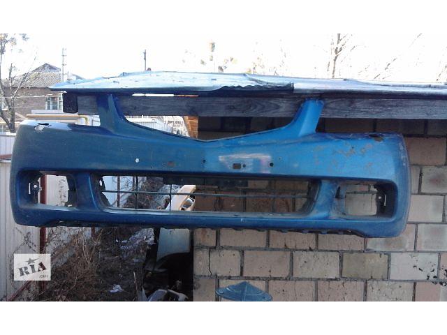 купить бу Б/у бампер передний для легкового авто Honda Accord в Киеве