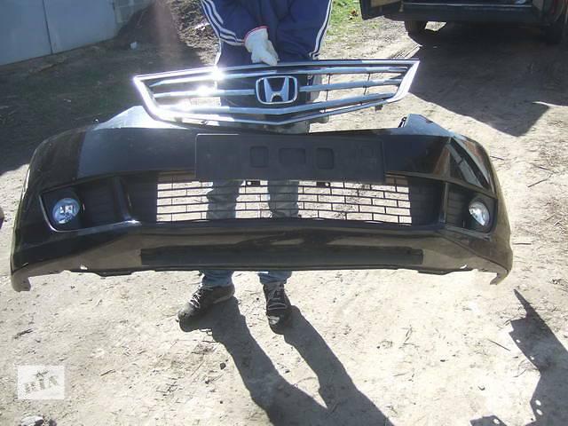 продам Б/у бампер передний для легкового авто Honda Accord бу в Ровно