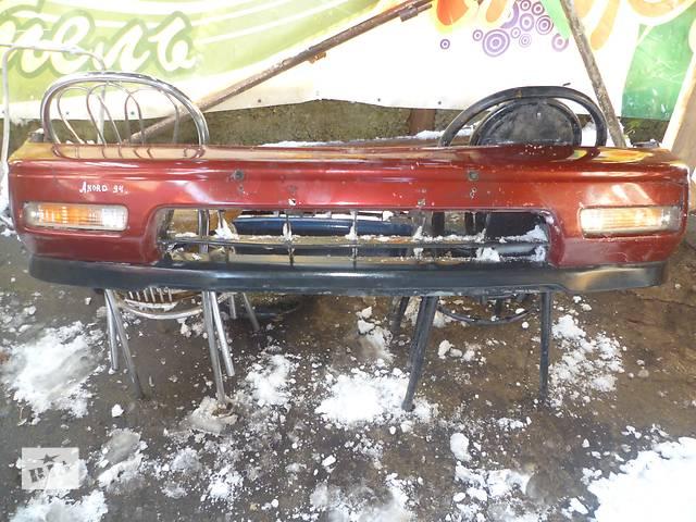 Б/у бампер передний для легкового авто Honda Accord- объявление о продаже  в Черновцах